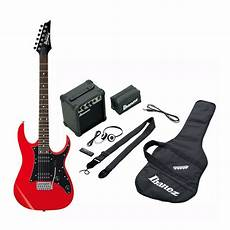 start guitar ibanez ijrg200e pack at gear4music