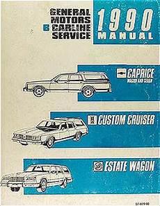 free car manuals to download 1992 oldsmobile custom cruiser electronic throttle control 1990 shop manual chevrolet caprice buick estate wagon oldsmobile custom cruiser ebay