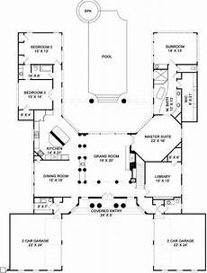 u shaped house floor plans 20 best images about u shaped house plans on pinterest