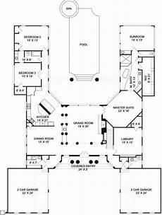 u shaped house floor plans 20 best images about u shaped house plans on pinterest