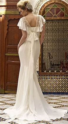 Simple Wedding Dress For Godmother