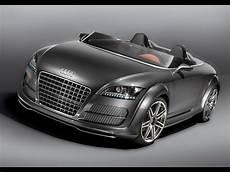 audi tt clubsport 2007 audi tt clubsport quattro concept car report