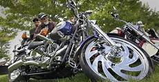 Types Of Harley Davidsons by Harley Davidsons Are Classic Americana With Foreign