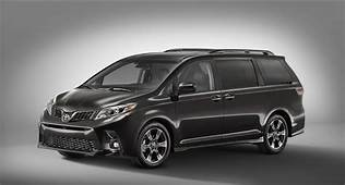 2019 Toyota Sienna Model Overview Pricing Tech And