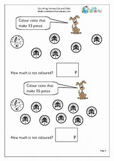 new 99 counting money worksheets reception counting worksheet