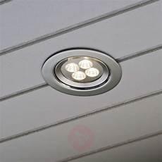 Led Spot Encastr 233 Au Plafond Avec Power Led