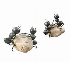 ameisen im wohnzimmer ameise auf stein kunstharz ameisen 2er set dekofigur