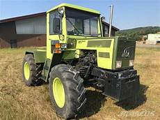 Used Mb Trac 700 S Tractors Year 1983 Price Us 32 446