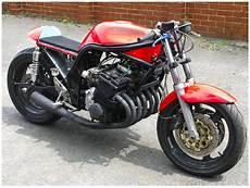 moto 3 cylindres eight cylinder rocketgarage cafe racer magazine