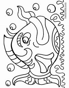 big animals coloring pages 16904 fish coloring pages free large images fish coloring page
