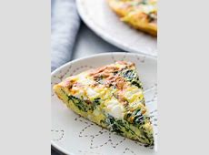 spinach frittata_image