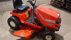 Kubota T1600 Hst Ride On Mower Tractor For Sale By On