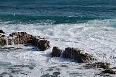 gambar laut alam batu lautan cair gelombang jurang