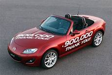 world record of the mazda mx 5 best selling two seater sports garage car