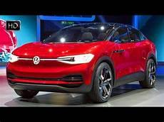 Volkswagen Id 2020 by 2020 Volkswagen Vw Id Crozz Ii Concept Electric Suv