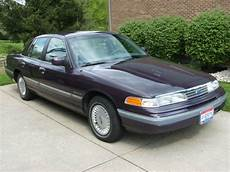 how cars run 1994 ford crown victoria electronic toll collection 1994 ford crown victoria plum mist one owner 13 400 miles 4 door 4 6l v8 ohio for sale in