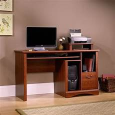 select best quality and durable wooden computer desk
