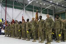 div property 101st airborne division strike fear soldiers return home