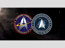 space force and star trek