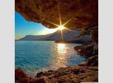 Sunshine Ocean 4K HD Desktop Wallpaper for ? Wide & Ultra
