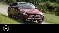 mercedes classe e all terrain the new e class all terrain trailer mercedes