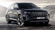 2021 Hyundai Tucson Will Bring Dramatic New Looks And More