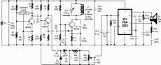 How To Build Metal Detector Circuit Diagram