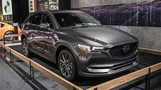 2019 Cx 5 Signature Awd With Skyactiv D 2 2 Revealed At