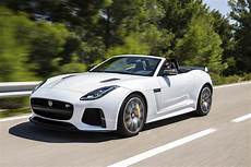 Why Driving The Jaguar F Type Svr Is A 200 Mph Come