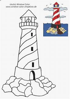 Kostenlose Malvorlagen Leuchtturm Leuchtturm Vorlagen