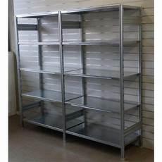 scaffali modulari metallo modulo aggiuntivo scaffale in metallo da magazzino zincata