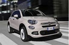 fiat 500 crossover fiat 500x crossover priced from 163 14 595 in uk motoring research