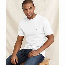 hilfiger american t shirt in white for lyst