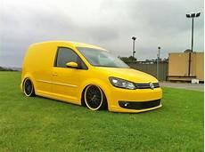 yellow caddy 2k caddy volkswagen