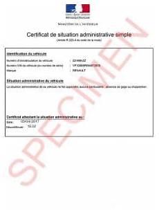 certificat de non gage ain certificats de non gage 224 quoi 231 a sert