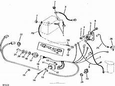 Deere 4010 Wiring Harnes by Deere Lx188 Manual Auto Electrical Wiring Diagram