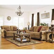 burnham living room signature design by