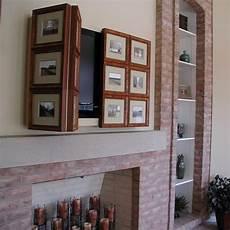 meuble tv cachée 22 modern ideas to hide tvs hinged or sliding doors