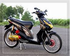 Beat Karbu Modif Simple by Foto Modifikasi Motor Beat Yang Simple Sederhana Bagus