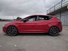 2017 seat cupra 300 review road and track