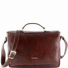 sacoche cuir homme pour ordinateur portable tuscany leather