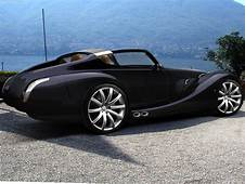 FAB WHEELS DIGEST FWD 2009 Morgan Aero SuperSports