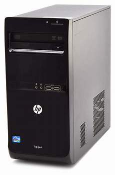 pc hp pro hp pro 3500 micro tower computer intel pentium g2120 3