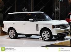 suv blanc de range rover stock images 8 photos