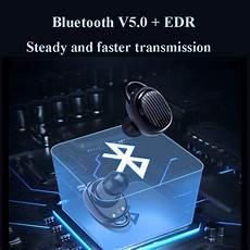 Sansui Wireless Earbuds Bluetooth Earphone Display by Sansui X9s Tws Wireless Earbuds Bluetooth 5 0 Earphone Led