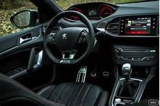 Essai Peugeot 308 Gt 205 Interieur 59 Le De Viinz