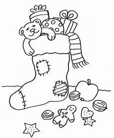 Ausmalbilder Weihnachten Nikolausstiefel Advent Bilder Zum Ausdrucken Bilder19