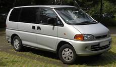 Japanese Size Mitsubishi Delica Space Gear