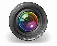 appareil photo objectif objectif d appareil photo illustration de vecteur illustration du glace 16705861