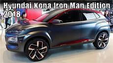 All New 2018 Hyundai Kona Iron Special Edition